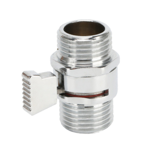 7881-15 Brass MM Straight Angle Valve