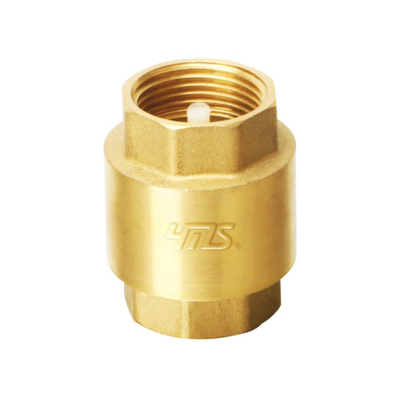 1742 Brass Vertical Check Valve