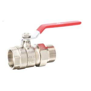 1340 Brass Union Ball Valve